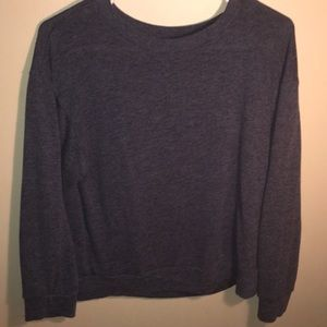 Navy blue Forever 21 sweater